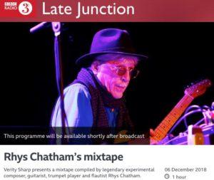 www rhyschatham net – Rhys Chatham music and projects